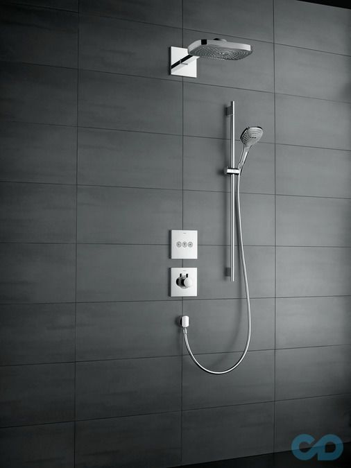 цена Вентиль Hansgrohe ShowerSelect 15764000