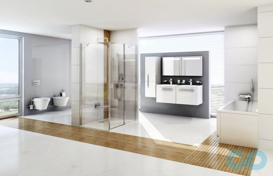 Верхний душ Ravak Chrome Slim 982.00 купить