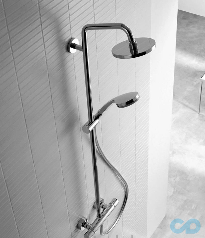 hansgrohe colonne de douche showerpipe croma 160 hansgrohe colonne de douche croma select s jet. Black Bedroom Furniture Sets. Home Design Ideas