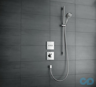 Душевой набор Hansgrohe Raindance Select E 26621000