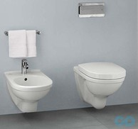 Унитаз с сиденьем soft close Villeroy & Boch O.Novo 5688HR01