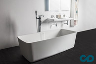 Ванна отдельностоящая Volle Solid Surface 12-40-034